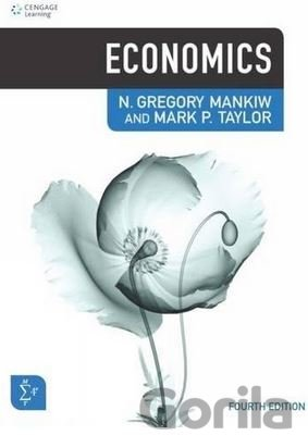 Kniha Economics (Mark Taylor, N. Gregory Mankiw) - Mark Taylor, N. Gregory Mankiw