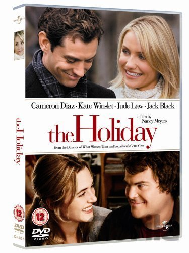 DVD The Holiday [2006] - Nancy Meyers