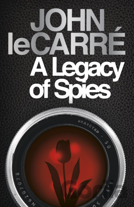 Kniha A Legacy of Spies - John le Carré