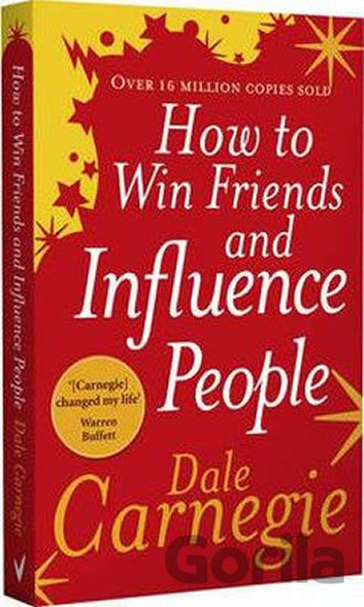 Kniha How to Win Friends and Influence People - Dale Carnegie