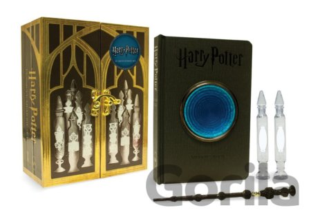Kniha Harry Potter Pensieve Memory Set (Running Press) (Paperback) -