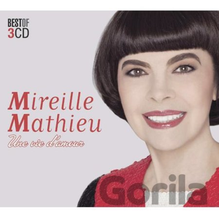 CD album MATHIEU, MIREILLE: UNE VIE D'AMOUR (  3-CD)