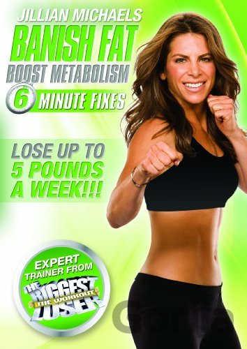 DVD Jillian Michaels: Banish Fat, Boost Metabolism [2008] - Jillian Michaels