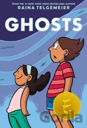 Kniha Ghosts (Raina Telgemeier) - Raina Telgemeier