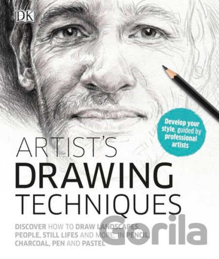 Kniha Artist's Drawing Techniques -