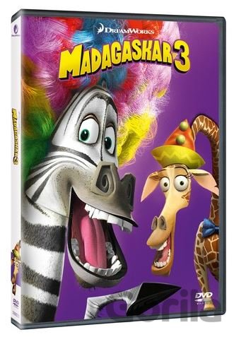DVD Madagaskar 3 (DVD) - Eric Darnell, Tom McGrath, Conrad Vernon