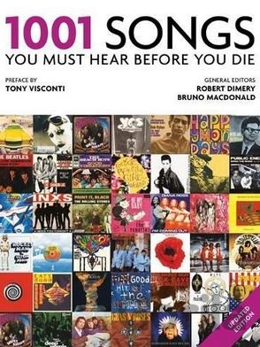 Kniha 1001 Songs You Must Hear Before You Die (Robert Dimery) - Robert Dimery