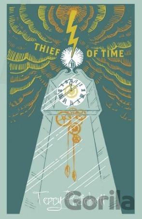 Kniha Thief Of Time - Terry Pratchett