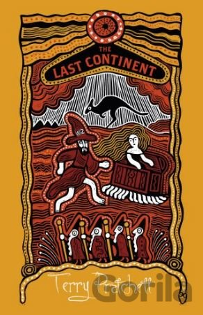 Kniha The Last Continent (Terry Pratchett) - Terry Pratchett
