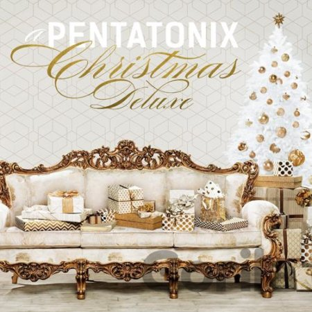 CD album Pentatonix: ChristmasDdeluxe