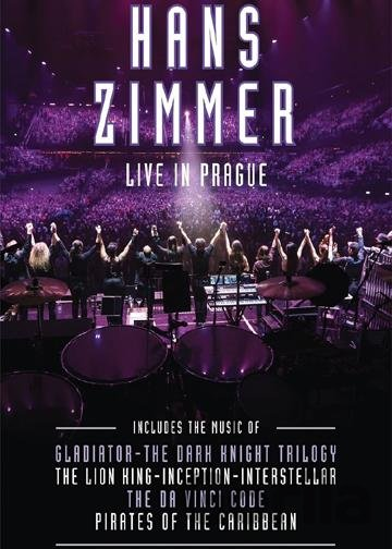 DVD Hans Zimmer: Live In Prague  [DVD] -