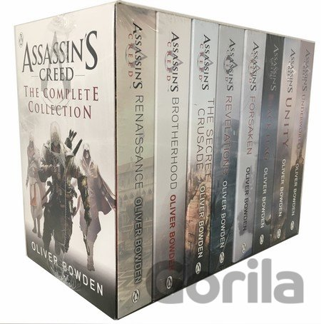 Kniha Assassins Creed (Slipcase) - Oliver Bowden