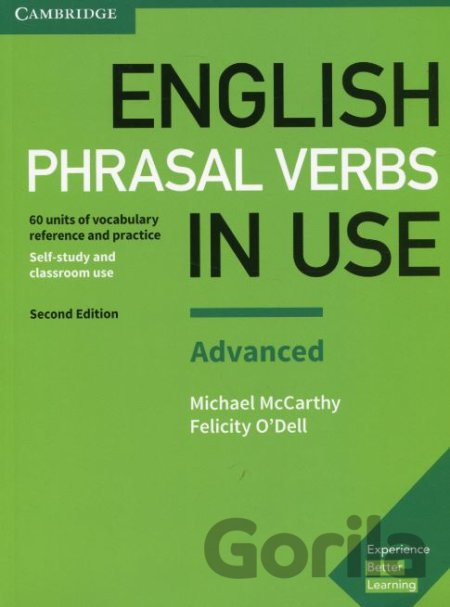 Kniha English Phrasal Verbs in Use - Advanced - Michael McCarthy, Felicity O'Dell