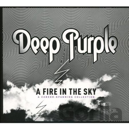CD album Deep Purple:  A Fire In The Sky [CD]