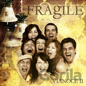 CD album Fragile: Vianoce II