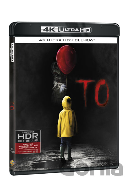 UltraHDBlu-ray To Ultra HD Blu-ray (UHD + BD) - Andres Muschietti