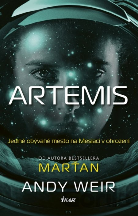 Kniha Artemis (Andy Weir) - Andy Weir