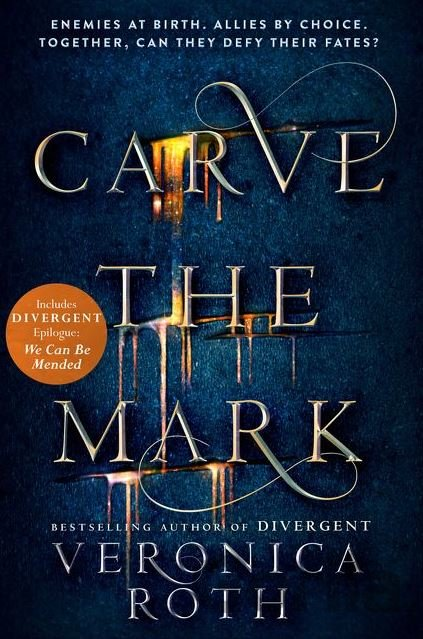 Kniha Carve The Mark (Veronica Roth) - Veronica Roth