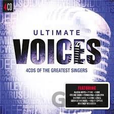 CD album Ultimate...  Voices (Ultimate)