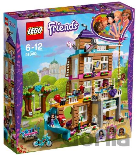 Spoločenská Hra Lego Friends 41340 Dom Priateľstva Za 6999 Gorila