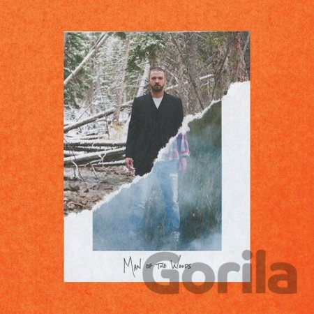 Justin Timberlake: Man of the Woods LP