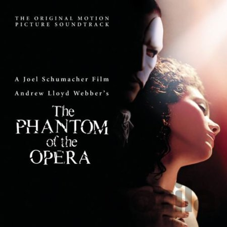 CD album The Phantom of the Opera: Soundtrack Original Cast (CD)