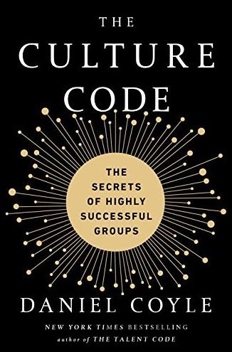 Kniha The Culture Code - Daniel Coyle