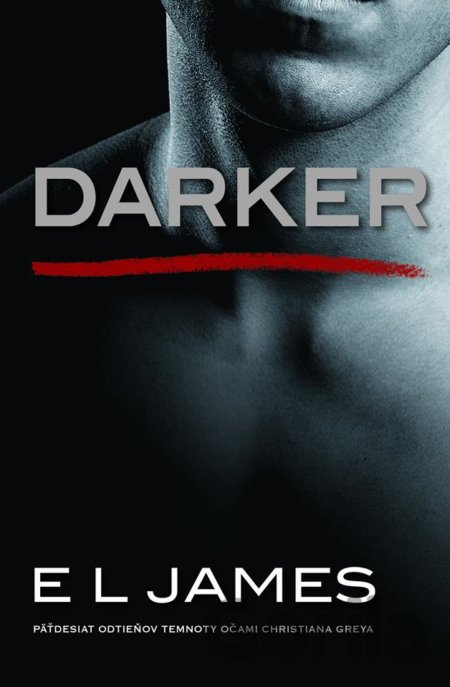 Kniha Darker - E L James