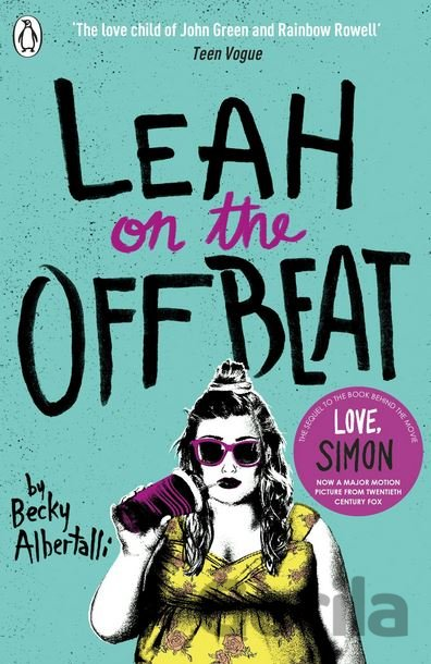 Kniha Leah on the Offbeat (Becky Albertalli) - Becky Albertalli