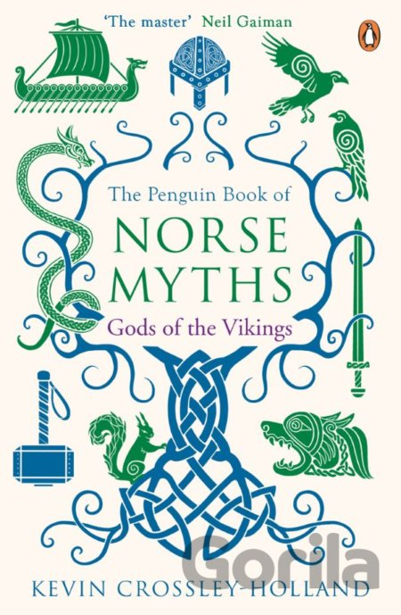 Kniha The Penguin Book of Norse Myths - Kevin Crossley-Holland