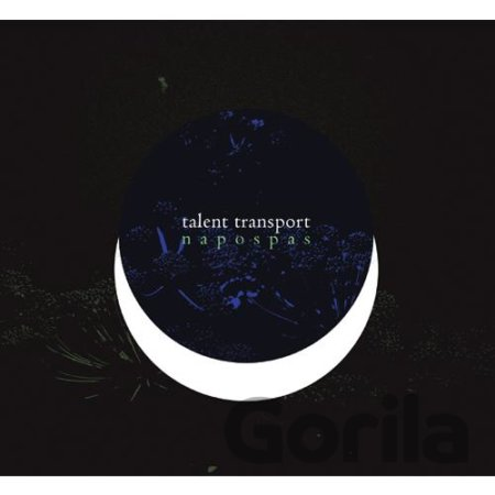CD album Talent transport: Napospas (Talent transport)