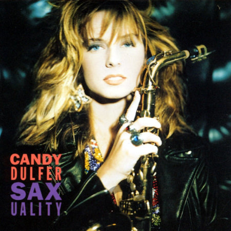 CD album Candy Dulfer: Saxuality