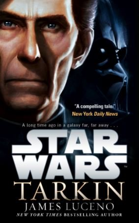 Kniha Star Wars: Tarkin (James Luceno) - James Luceno