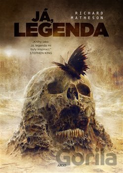 Kniha Já, legenda (Richard Matheson) - Richard Matheson