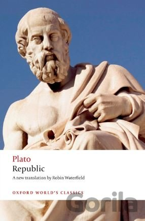 Kniha Republic (Oxford World's Classics) (Plato) [Paperback] - Plato