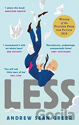 Kniha Less (Andrew Sean Greer) - Andrew Sean Greer