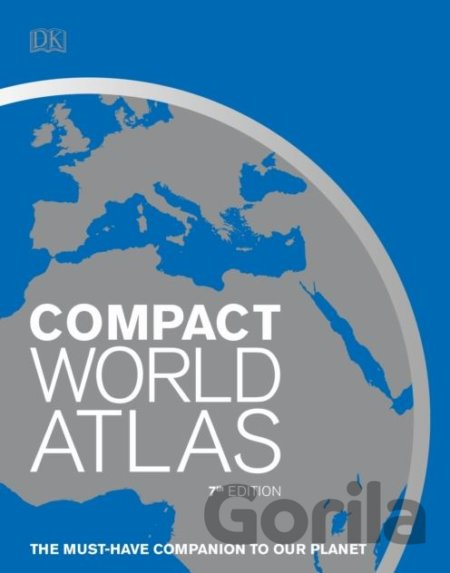 Kniha Compact World Atlas -