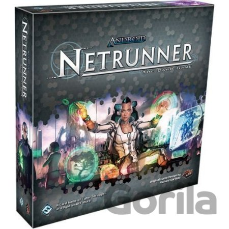 Hra Android Netrunner LCG Revised Core Set