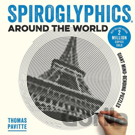 Kniha Spiroglyphics Around the World - Thomas Pavitte