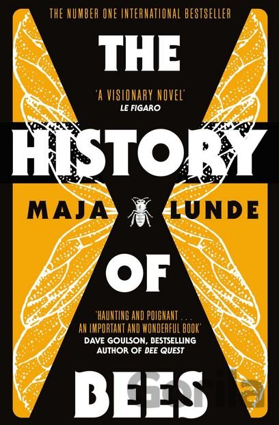 Kniha The History of Bees - Maja Lunde