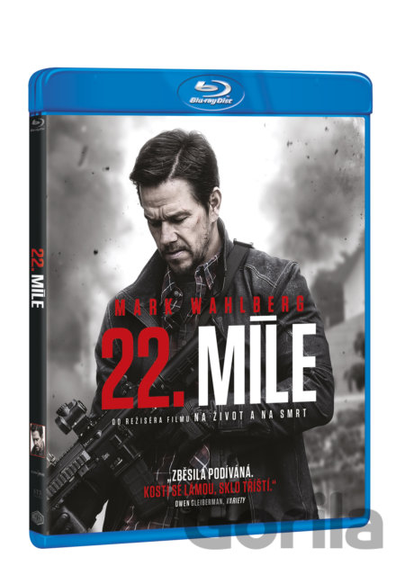 Blu-ray Mile 22 (Blu-ray) - Peter Berg