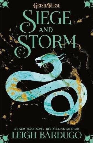 Kniha Siege and Storm - Leigh Bardugo