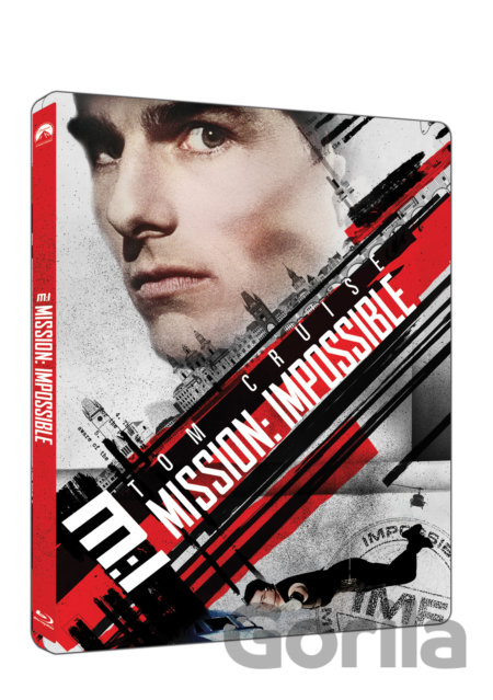 UltraHDBlu-ray Mission: Impossible Ultra HD Blu-ray Steelbook - Brian De Palma