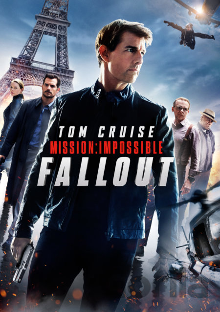 DVD Mission: Impossible - Fallout - Christopher McQuarrie