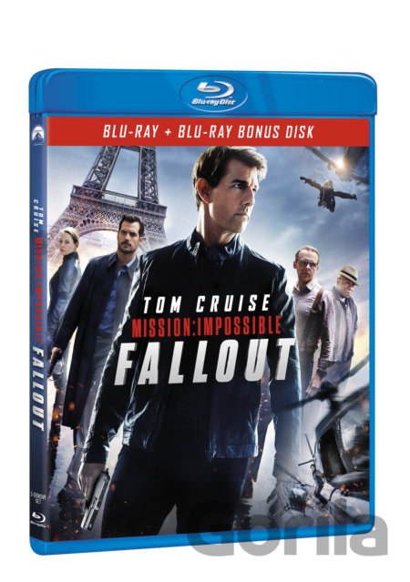 Blu-ray Mission: Impossible - Fallout - Christopher McQuarrie