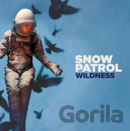 CD album Snow Patrol: Wildness