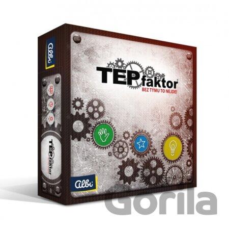 d13c3c2d5 Spoločenská hra: TEPfaktor za 25,10€ | Gorila