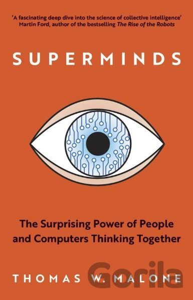 Kniha Superminds - Thomas W. Malone