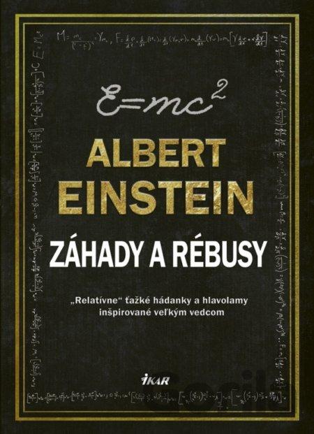 3ade849fa Kniha: Albert Einstein - Záhady a Rébusy(Tim Dedopulos) za 14,31 ...