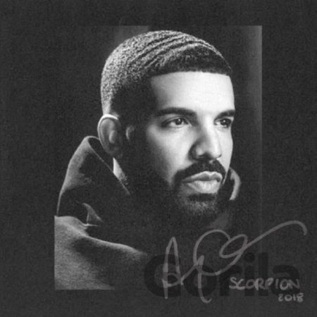 CD album Drake: Scorpion